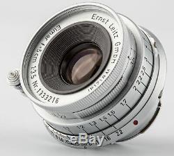 Leitz Leica M Elmar-M 5cm/3,5 E39 neue Vassung SHP 62116