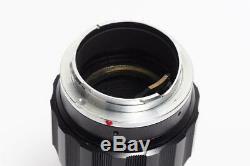 Leitz Leica M Tele-Elmar 4/135mm Black