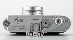 Leitz Leica M1 Kamera mit Elmar 3,5/5cm Objektiv SHP 60832