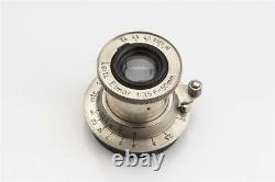 Leitz Leica M39 Elmar 3.5/50mm Nickel #120197