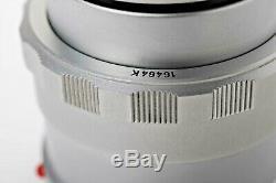 Leitz Leica Macro Elmar 3,5/65 Makro für Visoflex mit Tubus Sehr guter Zustand