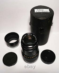 Leitz / Leica Objektiv Elmar-M 4,0/135mm'' Super Zustand