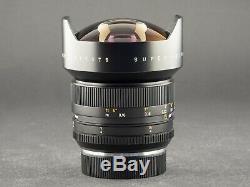 Leitz Leica R 15mm 3.5 Super-Elmar FOTO-GÖRLITZ Ankauf+Verkauf