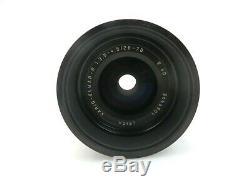 Leitz Leica R Vario Elmar 11265 f3,5 4,5 28 70 mm 3646904 E 60 OVP im063