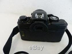Leitz Leica R5 Analog Kamera Camera + Vario-Elmar-R 13.5/35-70 Objektiv Lens