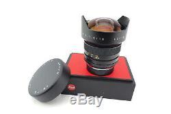 Leitz Leica Super-Elmar-R 3.5 / 15mm 11213 mint boxed Leica Fachhändler
