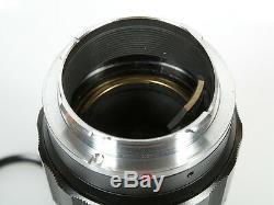 Leitz Leica TELE-ELMAR M 4/135 Berg-und Tal Fassung schön und technisch TOP