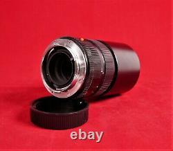 Leitz Leica Vario Elmar-R 180 mm 14,0 LEICA R Objektiv f/4.0 3 CAM Germany