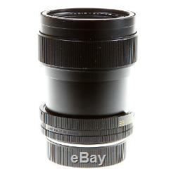 Leitz Leica Vario-elmar-r 35-70mm F3.5 3-cam E60 Zoom Lens With Caps Near Mint
