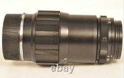 Leitz Tele Elmar M 4 /135 / Teleobjektiv Leica M2 M3.135 4,0 Germany