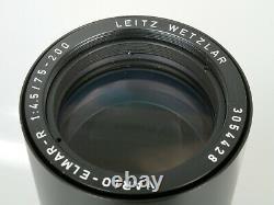 Leitz VARIO-ELMAR-R 4,5/75-200 3-cam 3 Steuerkurven für SL/SL2 und R3-R7(R8/R9)