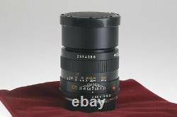 Leitz Wetzlar 4,0/100mm Macro-Elmar-R #2974080 3cam Made in Germany Top Zustand