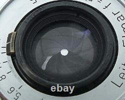 Leitz Wetzlar Elmar 5cm f/3.5 für Schraub-Leica M39 // vom Händler