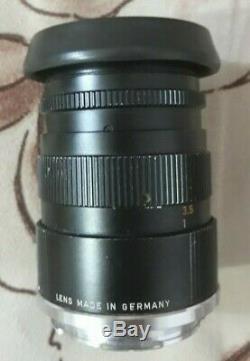 Leitz Wetzlar Elmar-C 4/90mm for Leica M/CL