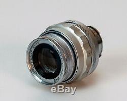 Leitz Wetzlar Elmar Collapsible 14 90mm // Leica M