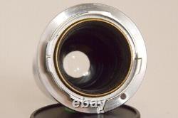 Leitz Wetzlar Leica Elmar 90mm F4 M Mount Normali segni Vintage