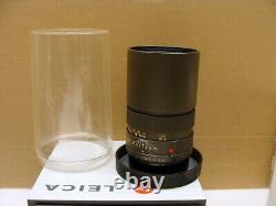 Leitz Wetzlar Leica Elmar-R 14/180mm Safari 1a Sammlerstück RAR