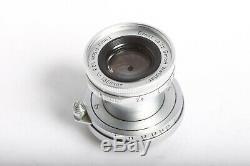 Leitz Wetzlar Leica Screw M39 ELMAR 2,8/50 Germany 2,8/5cm