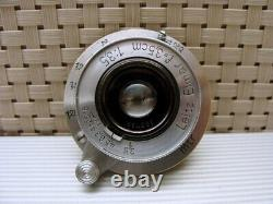 Leitz Wetzlar Leitz Leica Elmar-M39 13.5/35mm 1a Sammlerstück TOP