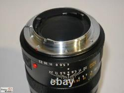 Leitz Wetzlar Macro-Elmar-R 14/100mm (Made in Germany 11232) Objektiv lens E55
