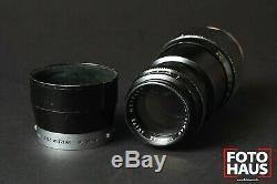 Leitz Wetzlar Tele-Elmar 135mm f/4 Leica No IUFOO m3 m2 m4 m5 m6 m7 m8 m9 m10