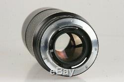 Leitz Wetzlar Vario-Elmar R 4,5/75-200mm Objektiv #3137011 (Leica R Bajonett)