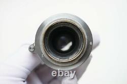 Lens Leica LEITZ ELMAR 3.5/50 Collapsible M39, Leica LTM