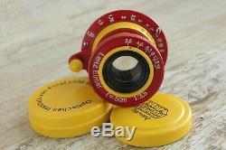 Limited edition Leica Leitz Elmar 3.5/50 mm RF M39 Lens Zeiss Eleitz Wetzlar