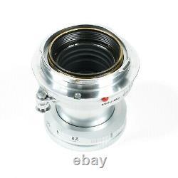 MINT Leica Leitz Elmar 50mm f2.8 E39 Collapsible M Mount Lens #8344