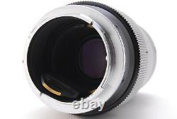MINTLeitz Wetzlar Tele-Elmar M 135mm f/4 Leica MF Lens Black From JAPAN