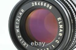 Mint+3 in Box Leica Leitz Wetzlar Elmar-C 90mm f/4 for M Mount Lens From Japan
