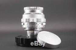 Mint Leica Leitz Elmar 90mm f4 Collaspsible M3 M2 90/4 4/90 M2 M3 M4 M5 M6 M8 M9