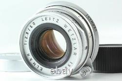 NEAR MINT Leica Leitz Wetzlar Elmar 50mm f/2.8 Lens for M Mount From JAPAN