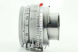 NEAR MINTLeica Leitz Wetzlar Elmar 50mm F/2.8 Lens Leica M Mount Japan D363J