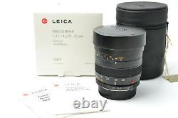 NEW! Leica Leitz Wetzlar Vario-Elmar R 3.5-4.5/28-70mm E60 Rom lens S/N 3789999