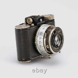Nagel Pupille with Leitz Elmar Prototype