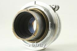 Near Mint Leica Leitz Elmar M 5cm 50mm F/2.8 E39 Lens For Leica Mount JAPAN