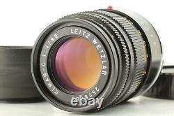 Near Mint Leica Leitz Wetzlar Elmar-C 90mm f/4 for M Mount Lens From JAPAN