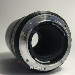 Objektiv Leitz Leica Macro-Elmar-R 14 / 100 Top