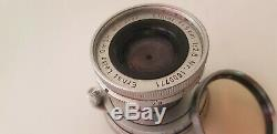 Objektiv Lens Leica Leitz Wetzlar Leica Elmar M 2.8/50 for Leica M
