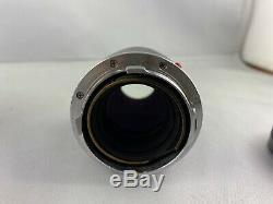Original Leica Leitz Elmar- C 14/90 mit Zubehör
