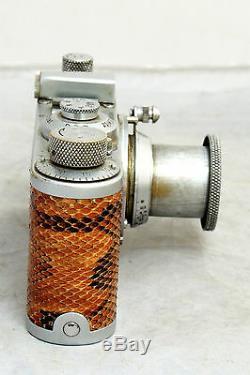 Original Leica Standard Camera Leitz Elmar 50mm 5cm f3.5 mtr Lens WW2