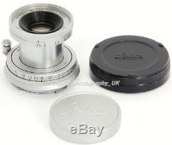 RARE Variation of the Elmar f=5cm 13.5 / ELMAR-M 3.5/50mm Prime Lens by LEITZ