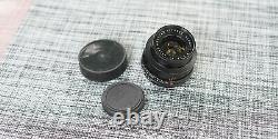 Serviced Leica Leitz Germany Elmarit-R 35/2.8 2-Cam Lens for Leicaflex Works