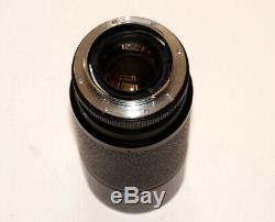 TOP Leica Leitz Wetzlar Vario-Elmar-R 14.5/75-200 mm 3Cam for Leicaflex Leica R
