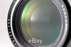 TOP MINTLEICA LEITZ WETZLAR VARIO-ELMAR-R 80-200mm F/4.5 3Cam MF Lens From JP