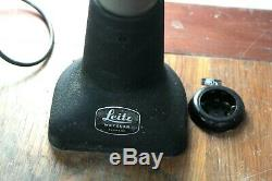 The CLASSIC Leitz FOCOMAT IIC enlarger with 6cm Focotar & 10cm Elmar lenses
