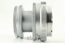 Top MINT in Box Leica Leitz Wetzlar Elmar-M 50mm f/2.8 Lens From Japan