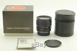 Top Mint +box case Leica Leitz VARIO ELMAR R 35-70mm F3.5 3 CAM E60 from Japan