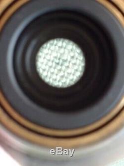 VINTAGE LEITZ LEICA ELMAR f 3.5 / 35 Ekurz LENS IN ORIGINAL BOX. 252138